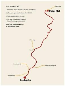 map poker flat