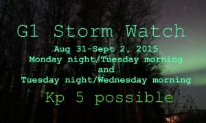 G1 storm watch