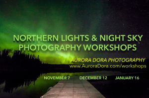 aurora dora workshops 2015
