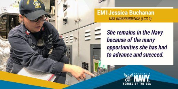 EM1 Jessica Buchanan