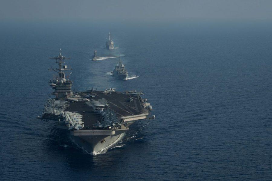 Aurora Division, USNSCC — Your Navy Operating Forward –