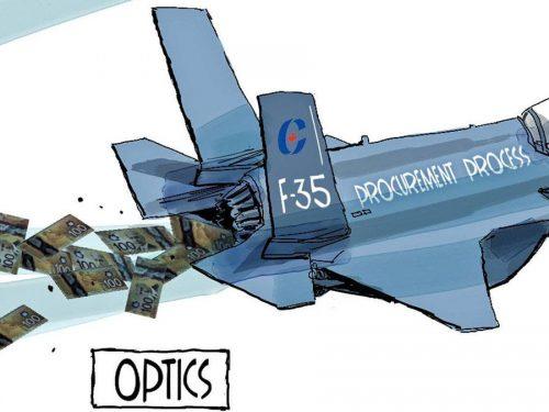L'F-35 non funziona e l'F-35A non può sparare