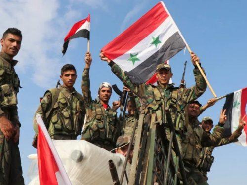 La Turchia diffonde falsità sull'Esercito arabo siriano