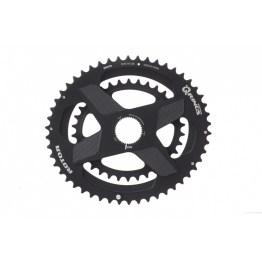 rotor-road-chainring-q-ring-dm-black-comptatible-aldhu-3d+-1-910x1155
