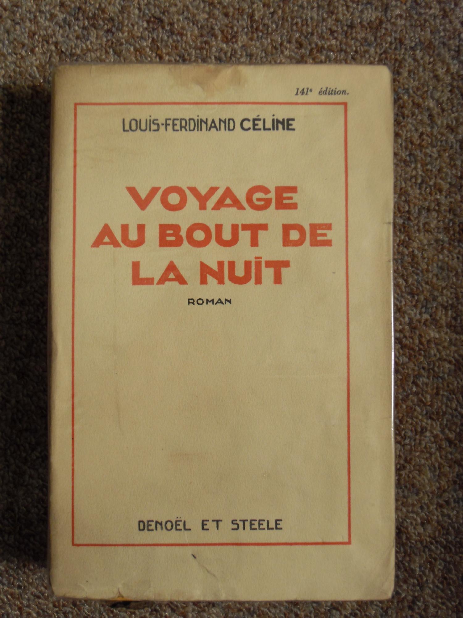 De Cline  Beigbeder  Du voyage au bout de la nuit au voyage au bout de la night  AuroreInParis