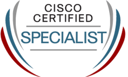 Cisco-specialist badge