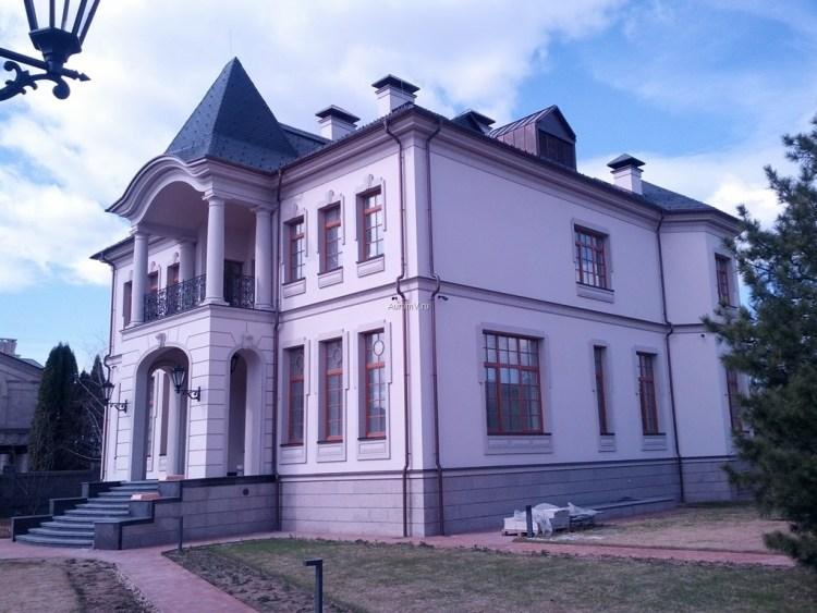 Строительство коттеджей на Рублёвке AurumV