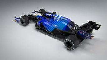 Williams Racing FW43B - 2021 Car Launch, Friday 5th March 2021, Grove, UK