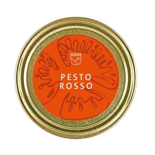 Pesto Rosso von der Essendorfer Genussschmelzerei