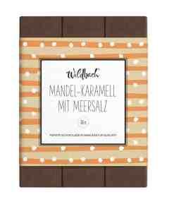 Schokolade Mandel Karamell von Wildbach