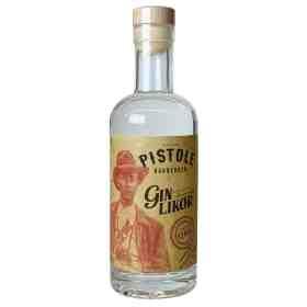 Handgefertigter Gin Likör von Pistole Hardcore Food