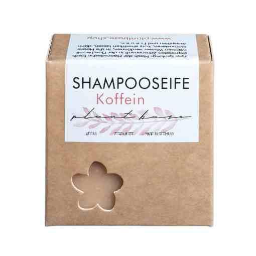 Shampoo-Seife Koffein von Plantbase