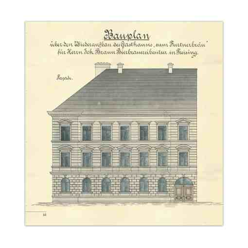 Der Furtnerbräu in Freising, Buch