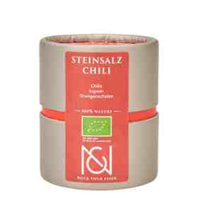 Steinsalz mit Chili von N&N Rock your food