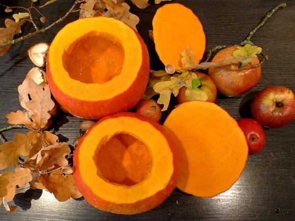 Kürbissuppe Paul Bocuse, Ernährung Vegetarier, gesundes essen, gesunde gerichte, vegetarische Rezepte