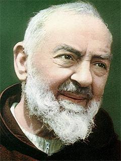 Pater Pio. Einer der populärsten Heiligen Italiens