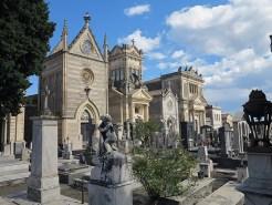 Friedhof in Linguaglossa