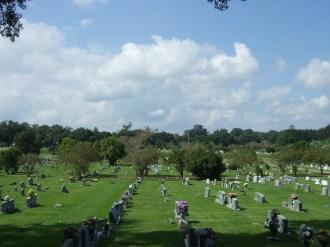 Friedhof in Natchez