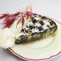Mohn-Apfel-Kuchen - Ein feines Rezept