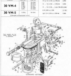 zenith carburetor diagram [ 908 x 1264 Pixel ]