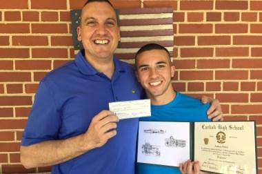 2016 Scholarships Awarded