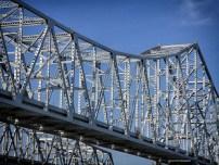 Crescent City Connection bridge, New Orleans
