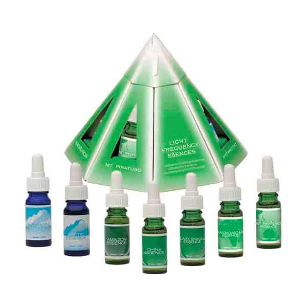 Light Frequency Pyramid Pack