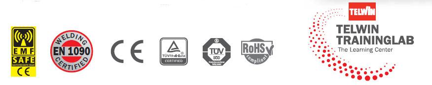 Zertifizierung Telwin