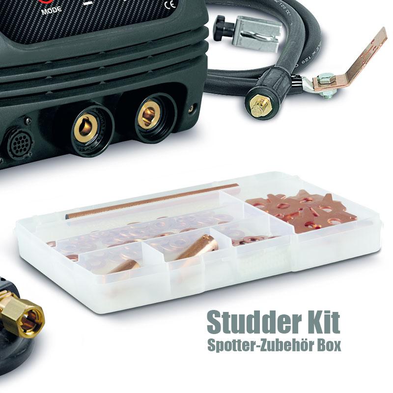 Spotter-Zubehör Box zum Ausbeuler Digital Spotter 5500