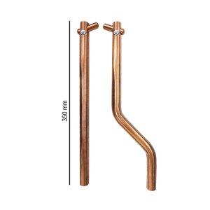 Elektrodenarme Armpaar Punktschweißarm XA8 XA 8 Zubehör für Punktschweißgerät Punktschweißzange
