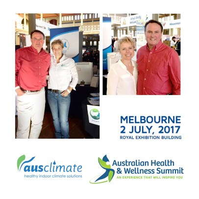 Ausclimate at Health & Wellness 2