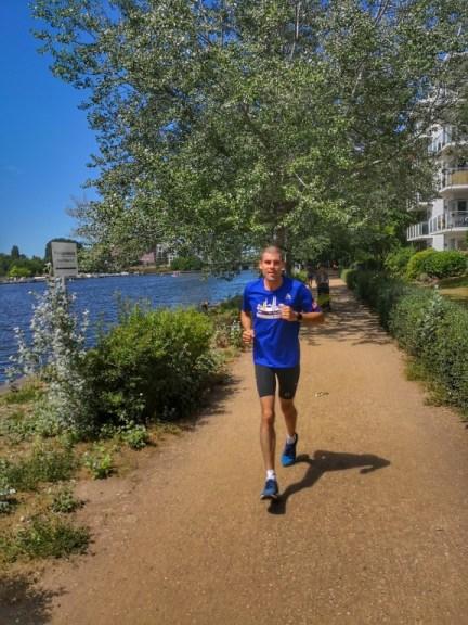 sascha laufen, berlin, marathonvorbereitung