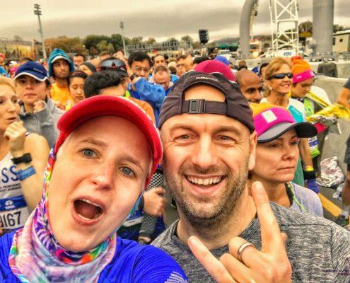 New York City Marathon, Start