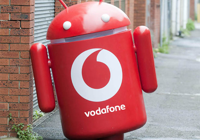 Vodafone Android