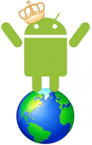 android king of the world