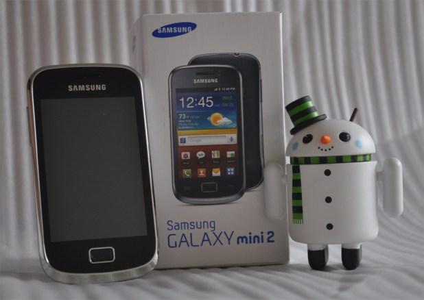 Galaxy Mini 2 — Review