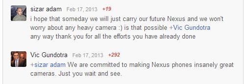 Nexus Camera Quality