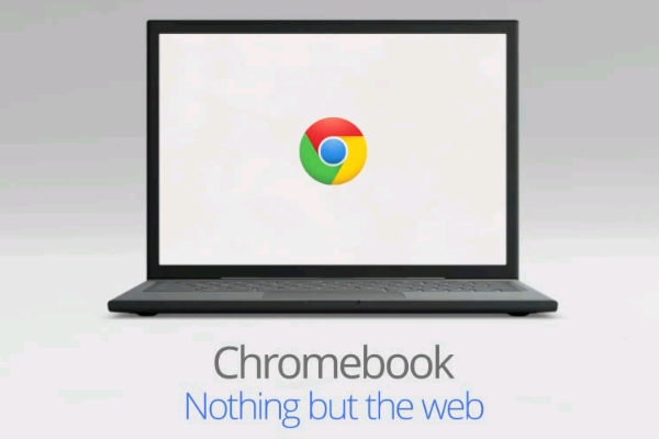 Chromebook - Nothing but the web