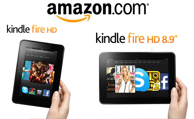 Amazon Kindle Fire HD Pre-Order