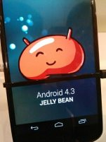 Android 4.3 Easter Egg