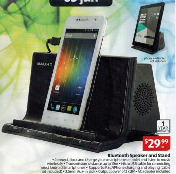 Bluetooth Speaker Stand