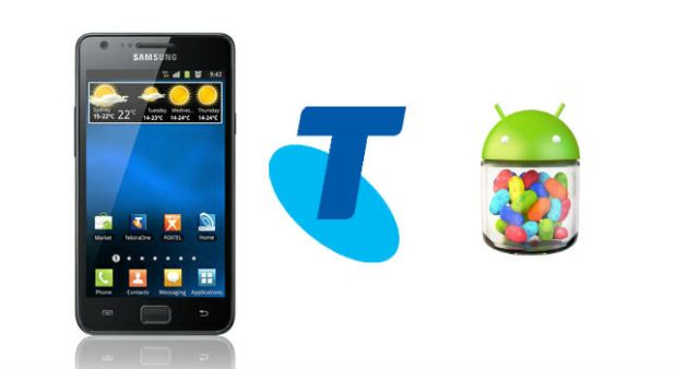 Telstra Galaxy S2