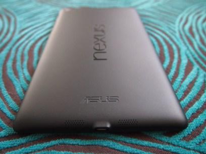 Bottom Speaker, Micro USB Port, Camera