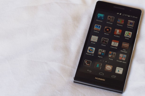 Huawei Ascend P6 — Review