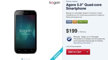Kogan Agora 2 screenshot