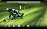 Slatebook X2 - Homescreen