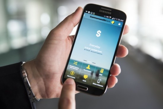 CommBank app Android