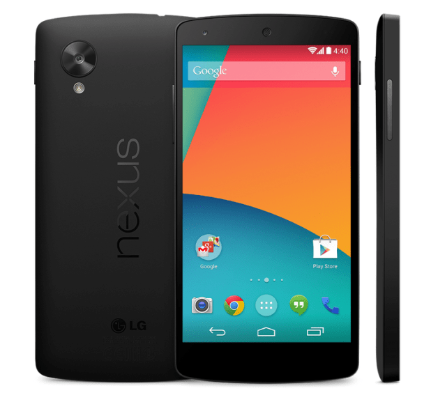 Nexus 5 for Real