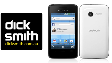 DSE Alcatel One Touch Pixi Pic