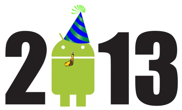 Happy Android 2013